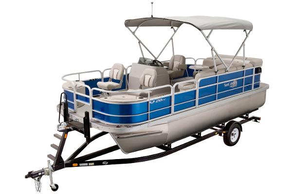 2017 G3 SunCatcher V20 Fish & Cruise