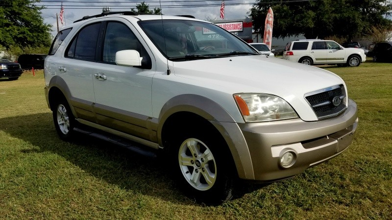 2003 Kia Sorento EX Well Maintained Leather, 77k miles We Finance 1200 Down