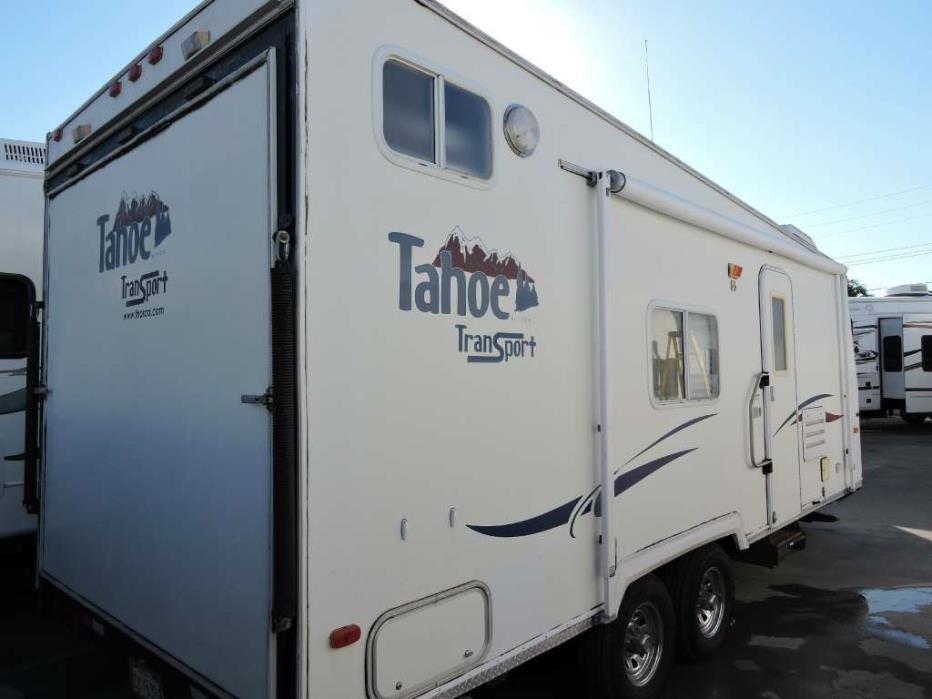 2004 MVP Tahoe RVs Transport 21WTB