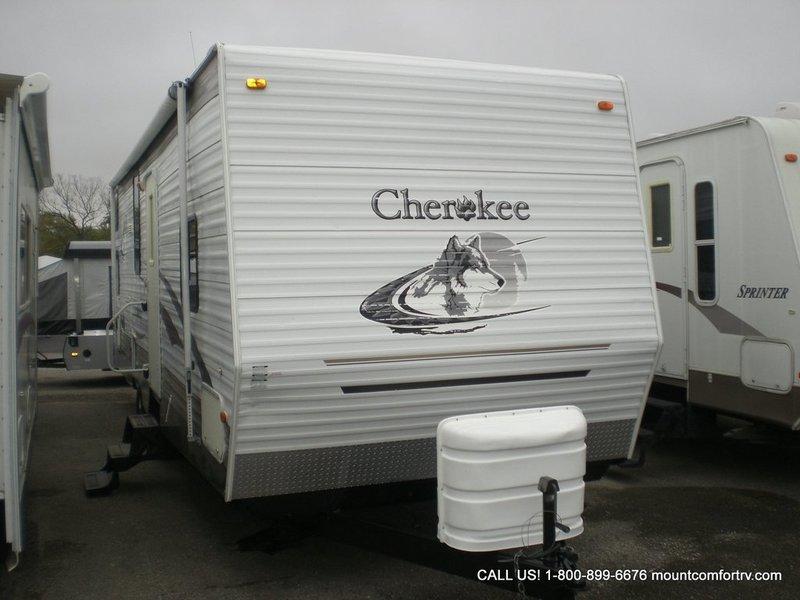 2005 Cherokee Wolfpack 29Z