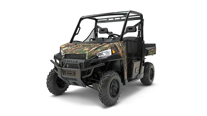 2017 Polaris Ranger XP 900 Pursuit Camo