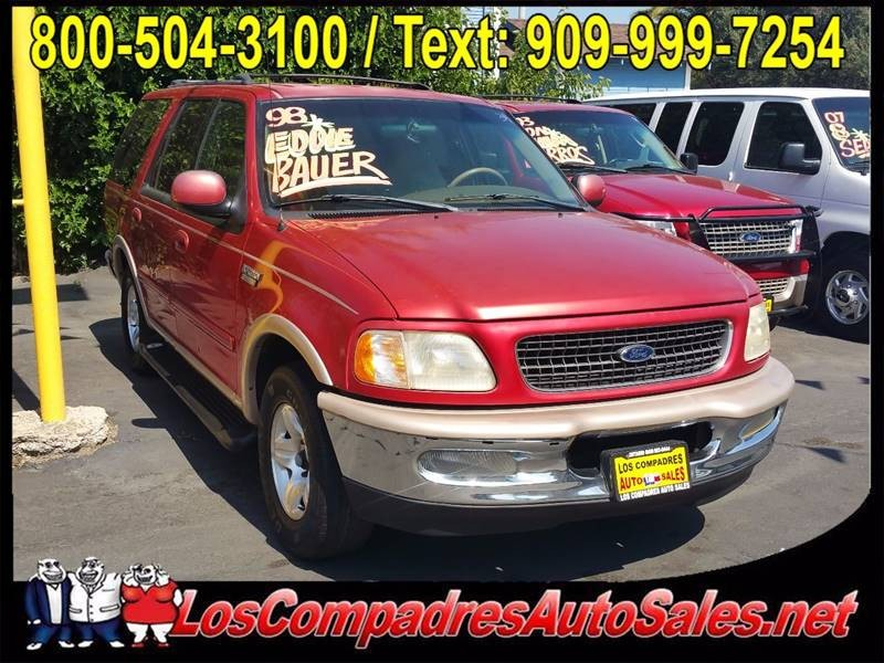 1998 Ford Expedition Eddie Bauer 4dr SUV