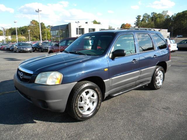 2002 Mazda Tribute DX