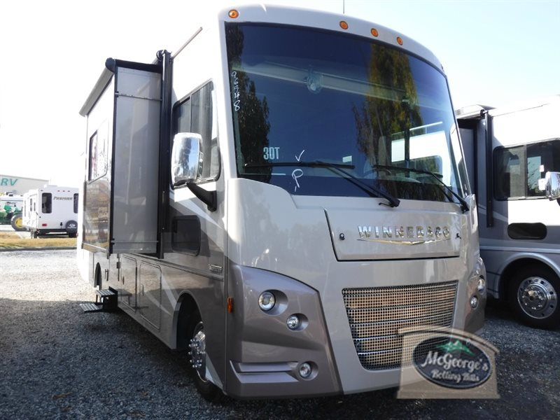 2017 Winnebago Vista LX 30T