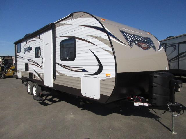 2017 Forest River Wildwood 241BHXL ALL POWER PACKAGE