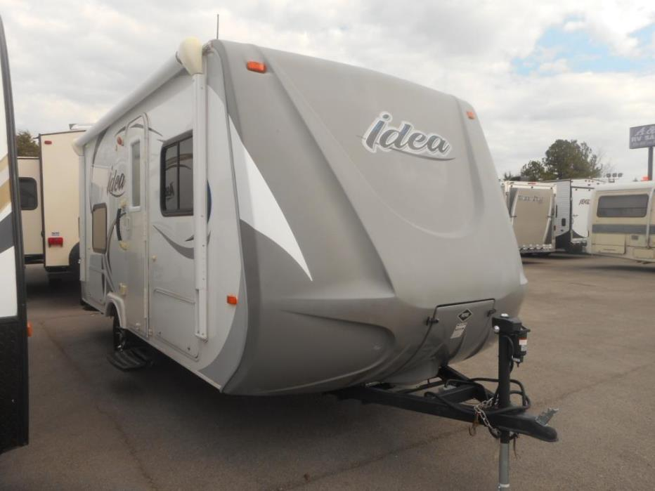 2013 Travel Lite Travellite I17
