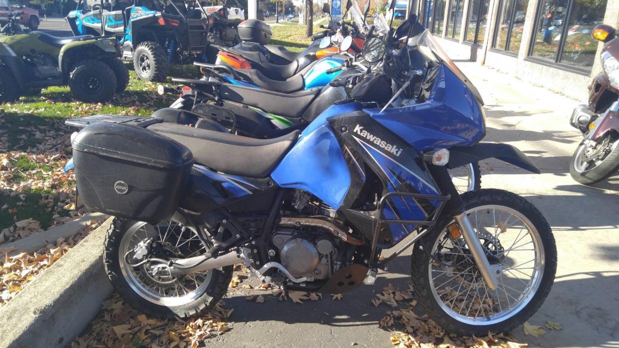 2006 Kawasaki Zx-14r Blue