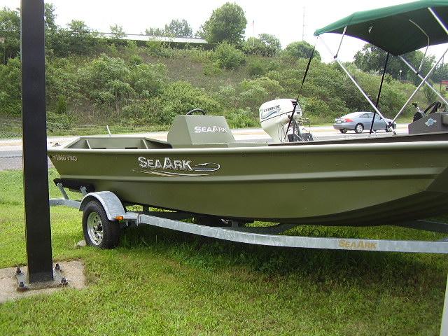 2015 Sea Ark 1860 JT