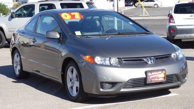 2007 Honda Civic Coupe 2dr Automatic EX