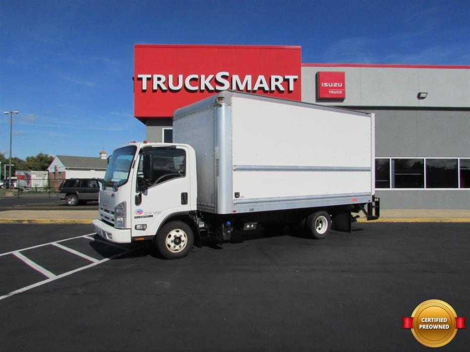 2011 Chevrolet W4500  Box Truck - Straight Truck