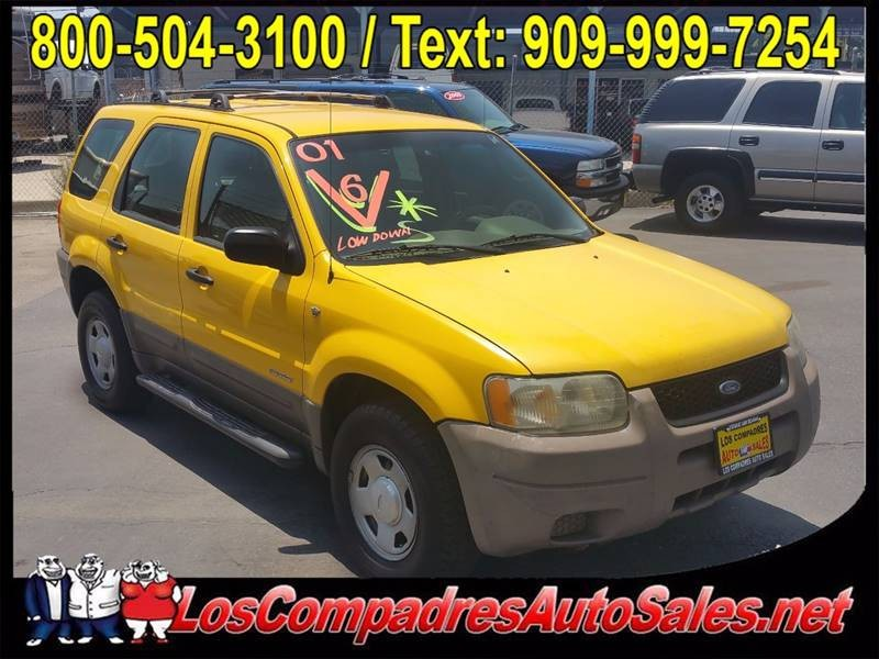 2001 Ford Escape XLS 2WD 4dr SUV
