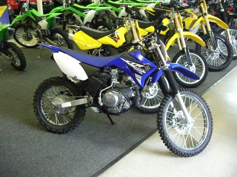 Yamaha tt r125le motorcycles for sale in kentucky for Yamaha lexington ky