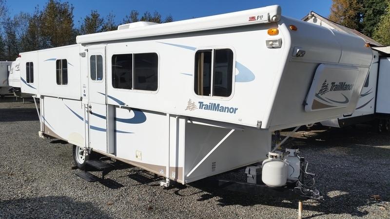 2008 Trail Manor 3023