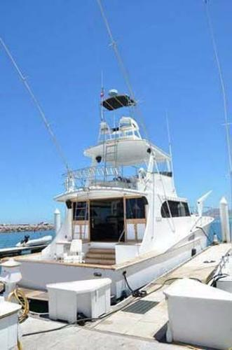 1971 Bertram Sport Fishing Motor Yacht