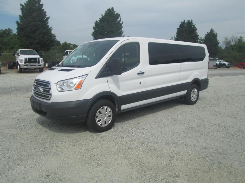 2015 Ford Transit 350 Passenger Van