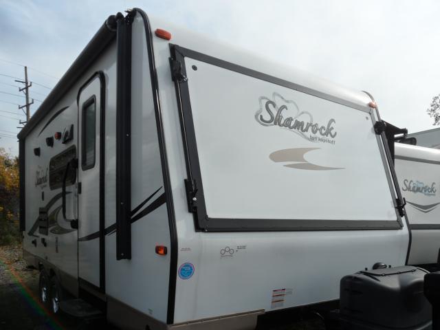 2016 Forest River Flagstaff Shamrock 21SS
