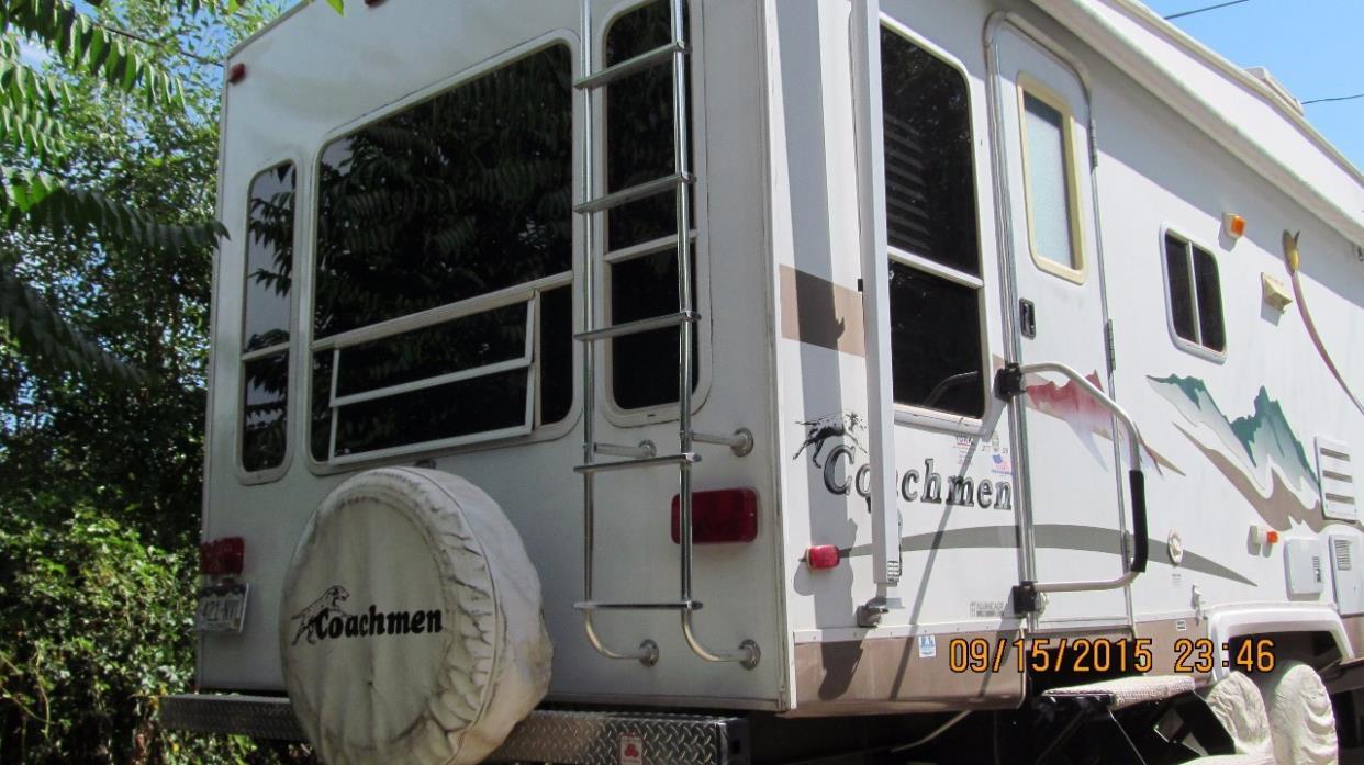 2005 Coachmen CHAPARRAL 277