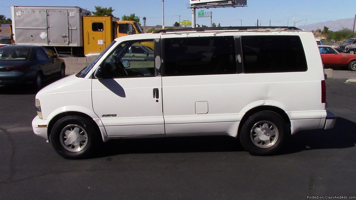 All Chevy chevy astro van : 1997 Chevy Astro Van Cars for sale