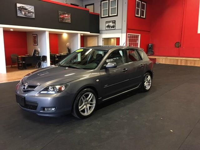 2008 Mazda Mazda3 5dr HB Auto s Touring *Ltd Avail*