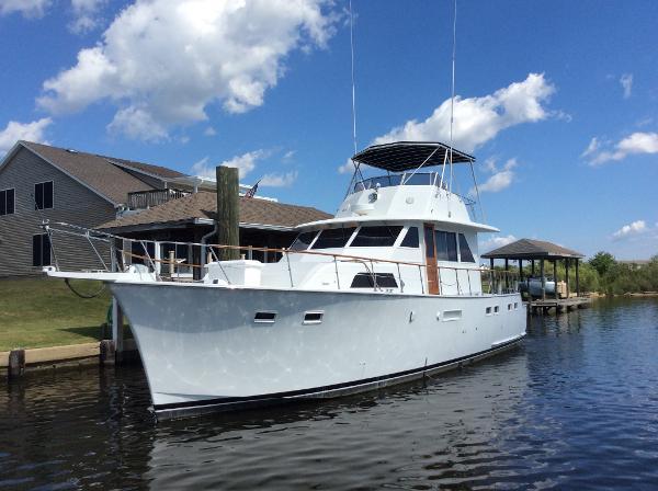 1968 Hatteras 50 Yacht Fisherman