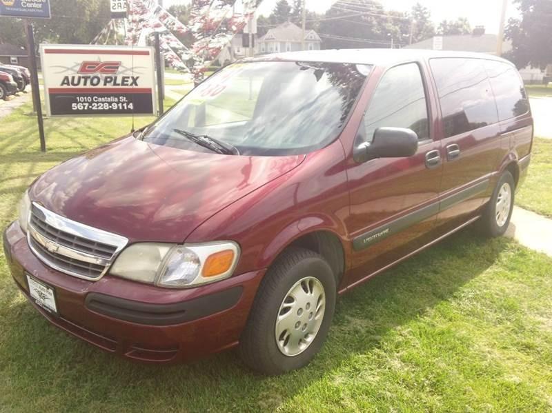 2004 Chevrolet Venture LS 4dr Extended Mini Van