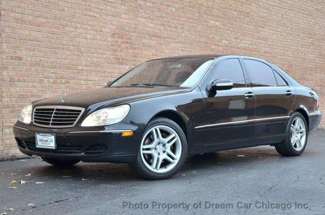 2005 mercedes benz s class cars for sale for Mercedes benz s class 2005 for sale