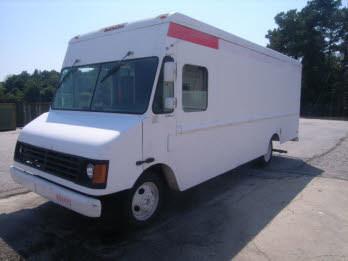 2000 Workhorse P30 Stepvan