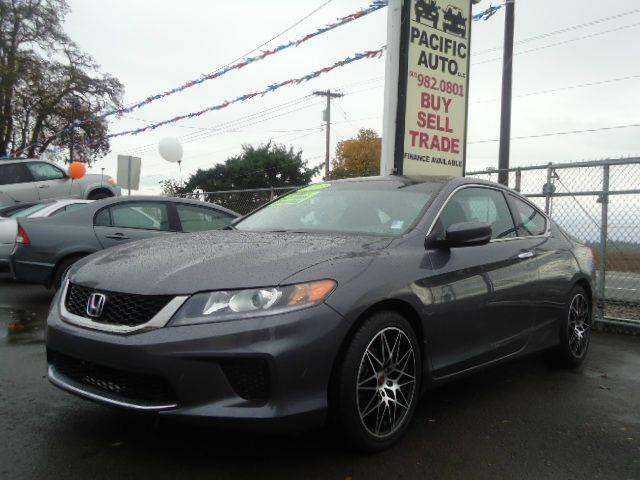 2013 Honda Accord LX-S 2dr Coupe CVT