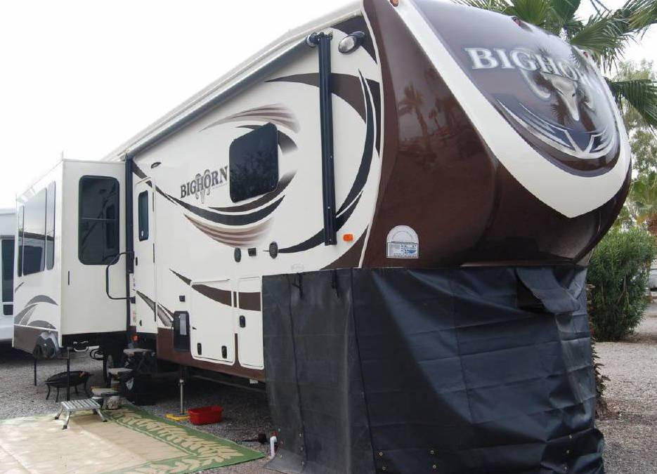 2015 Heartland BIG HORN 316OEL