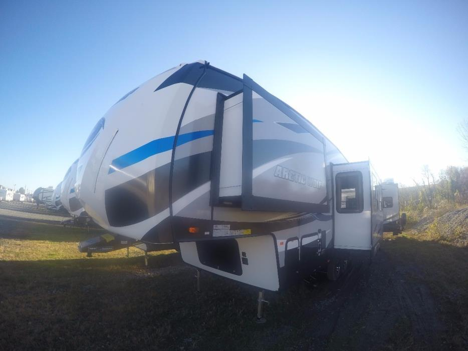 2017 Forest River Artic Wolf 255DRL