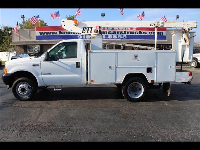 2001 Ford F-450 Super Duty  Pickup Truck