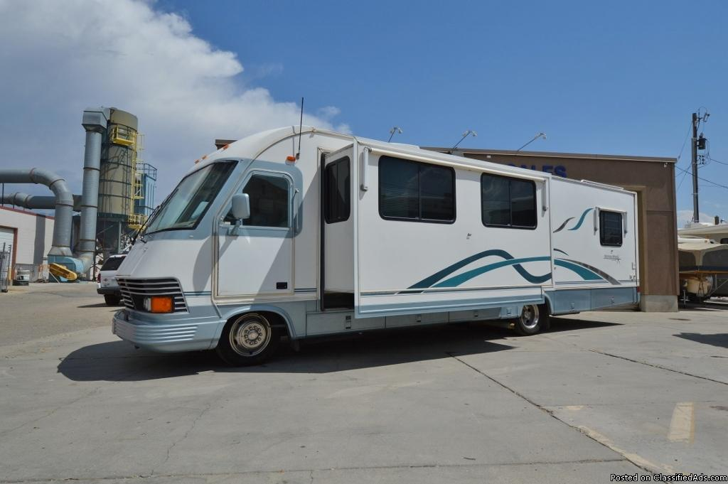1995 Newmar Dutch Star 3455 motorhome w slide