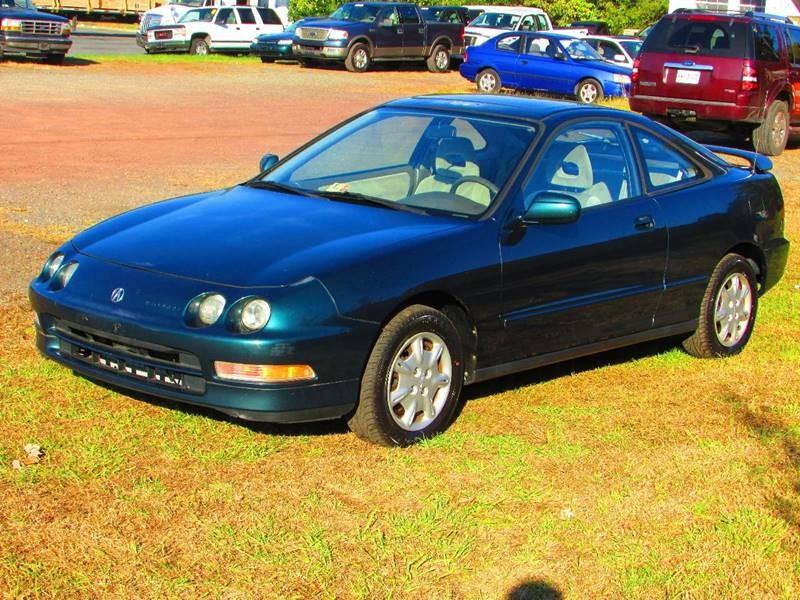 1996 Acura Integra LS 2dr Hatchback