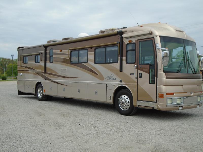 2003 American Coach 40W Eagle