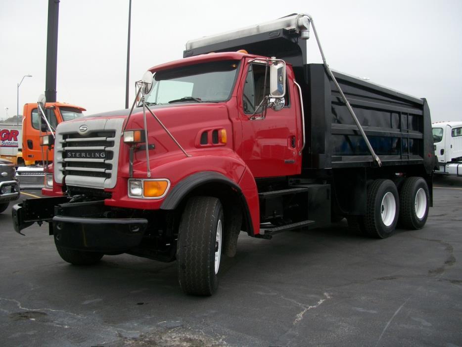 2001 Sterling Lt8511 Dump Truck