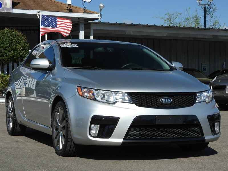 2011 Kia Forte Koup SX Luxury ***5 Years Free Warranty***