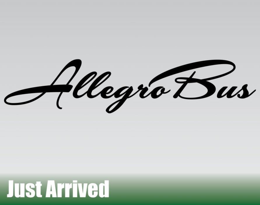 2004 Tiffin Allegro Bus 40DP