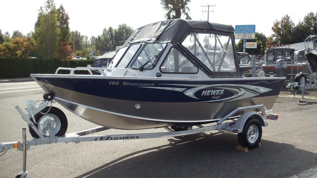 Hewescraft 16 Sportsman Boats For Sale In Oregon