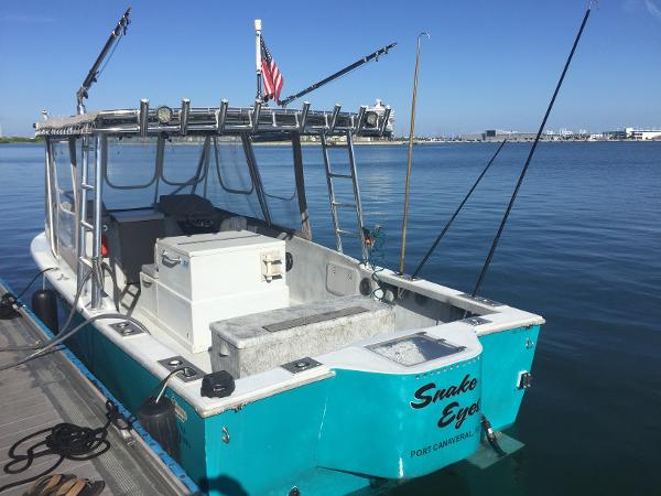 Charter Boat And Permit Boats for sale