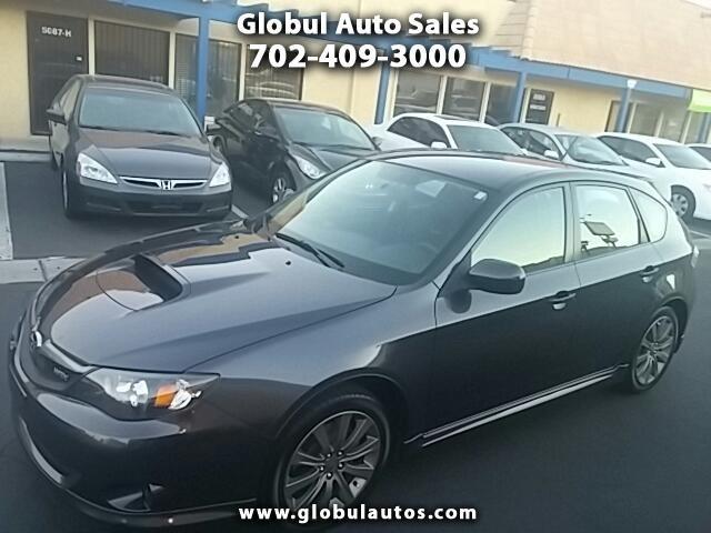 2009 Subaru Impreza WRX 5-Door