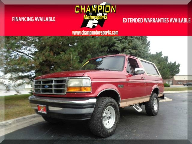 ford bronco cars for sale in illinois smartmotorguide com