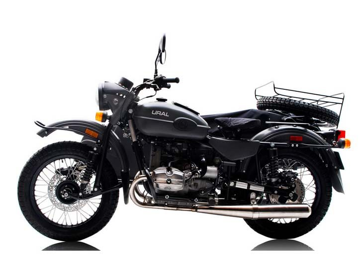 2016  Ural Motorcycles  Gear-Up