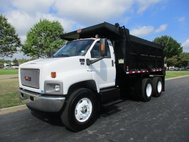 2006 Gmc C8500 Dump Truck