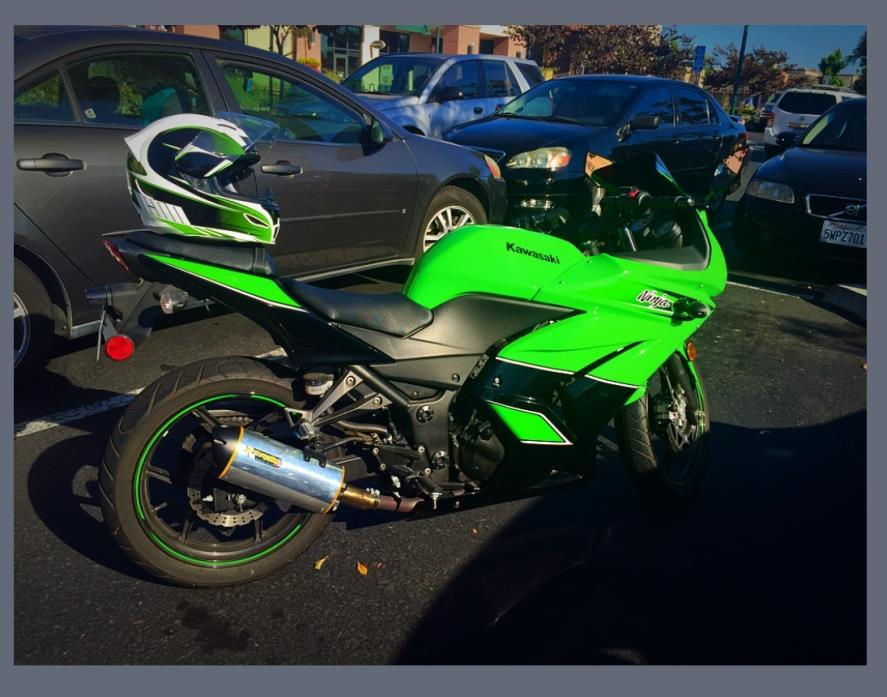kawasaki ninja 250 r motorcycles for sale in san diego california. Black Bedroom Furniture Sets. Home Design Ideas