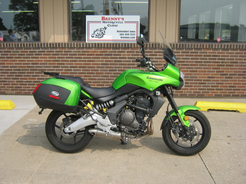 kawasaki versys motorcycles for sale in iowa. Black Bedroom Furniture Sets. Home Design Ideas