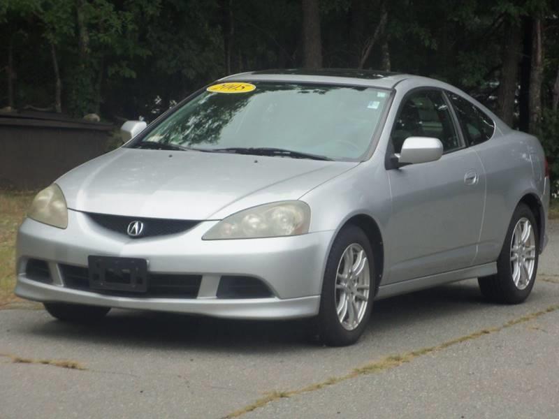 2005 Acura RSX Base 2dr Hatchback