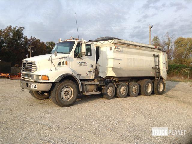 2005 Sterling Lt9500 6 Axle  Dump Truck