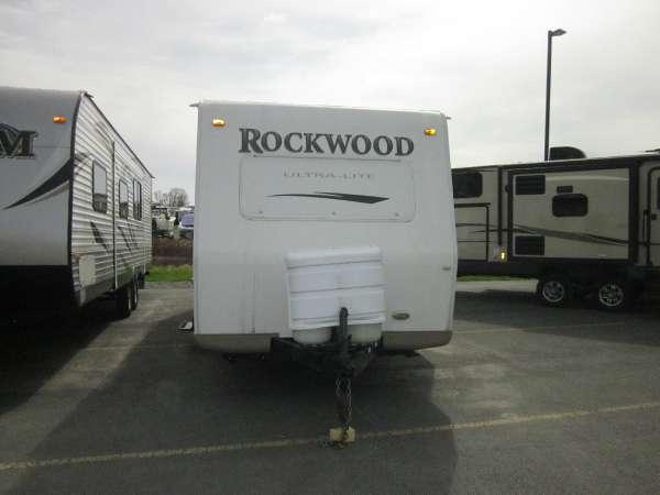 2009 Rockwood 2601SS