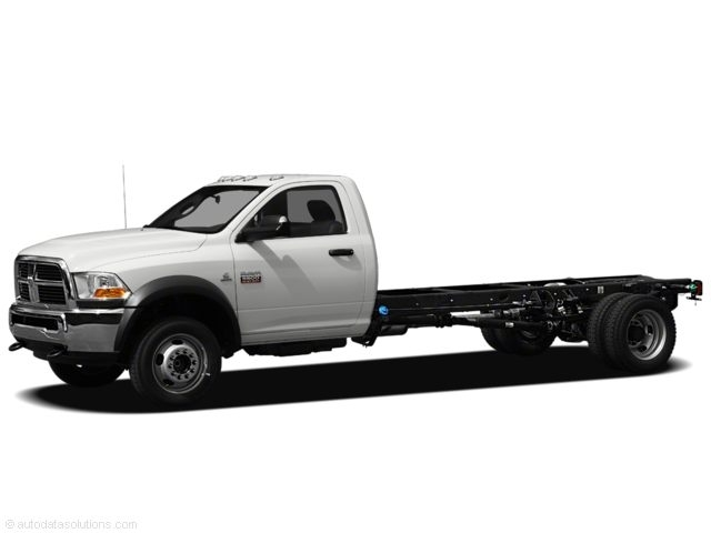 2011 Ram 5500 Hd Chassis  Cab Chassis