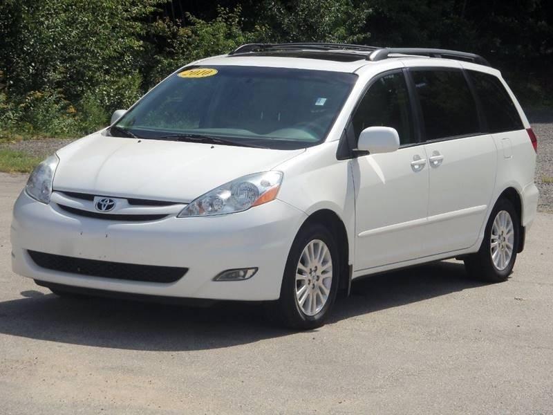 2010 Toyota Sienna XLE Limited 7 Passenger 4dr Mini Van